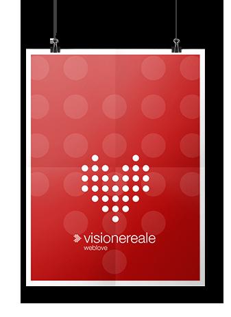 grafica, immagine coordinata, grafica aziendale visionereale