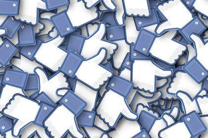 pagina facebook efficace